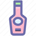 alcohol, alcoholic bottle, alcoholic drink, drink, whisky icon