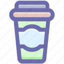coffee, cup, drink, hot coffee, hot tea icon