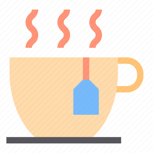 cocktail, cup, drinking, hot, party, tea icon