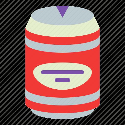 can, drink, soda, soft icon