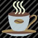 americano, coffee, cup, drink, espresso