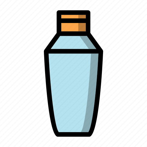 alcohol, beer, bottle, drink, glass, shake, wine icon