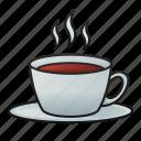 coffee, cup, drink, beverage, hot, espresso