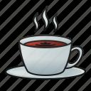 latte, coffee, cup, drink, beverage, hot