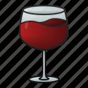 wine, glass, drink, beverage