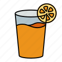 juice, glass, drink, beverage