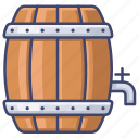 oak, beer, wine, barrel