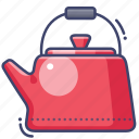 teapot, drink, kettle, kitchen