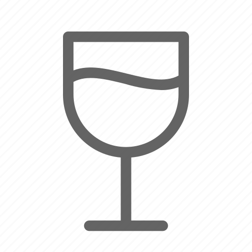 beer, drink, glass, wine icon