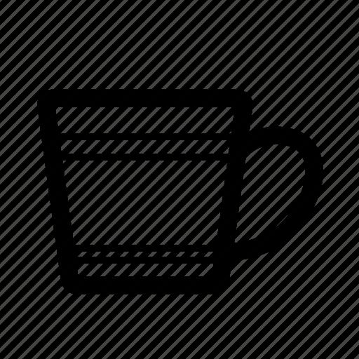 coffee, cup, drinks, espresso, glass, italian, tea icon