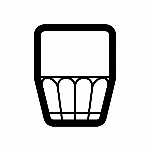 drinks, glass, juice, water icon