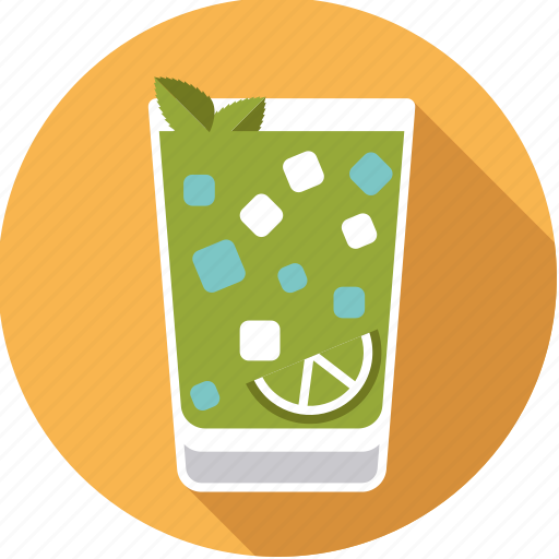 Alcohol, beverage, caipirinha, cocktail, drink, glass, lime icon - Download on Iconfinder