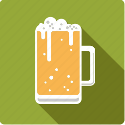 alcohol, ale, beer, beverage, drink, glass, lager icon