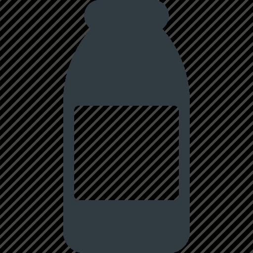 Bottle, drink, drinks, liquid icon - Download on Iconfinder