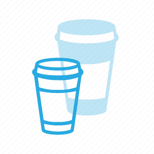 Coffee, drink, drinks, go, to icon - Download on Iconfinder
