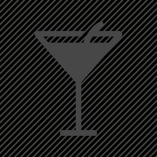 drinks, martini icon
