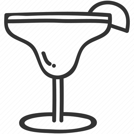 alcohol, beverage, cocktail, margarita, martini, party, tequila icon