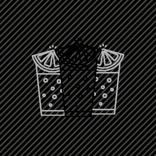 bar, drinks, lick, shots, sip, suck, tequila icon
