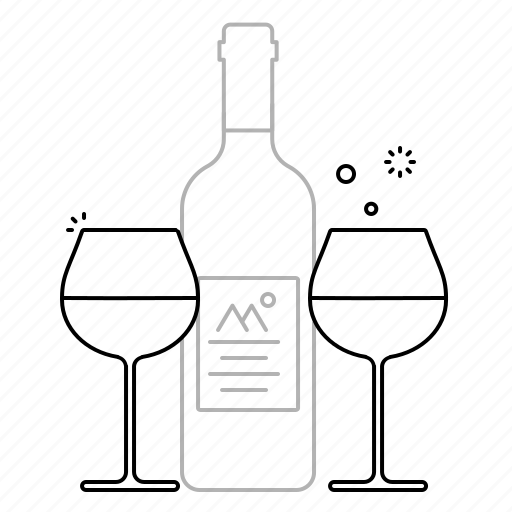 alcohol, beer, beverages, drink, grapes, kingfisher, red wine icon