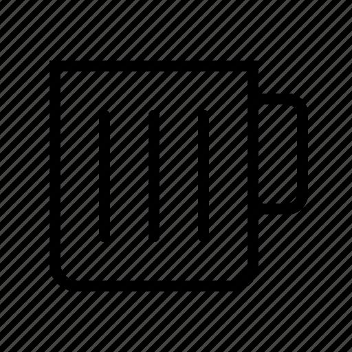 alcohol, beer, beverage, drink, glass, mug icon