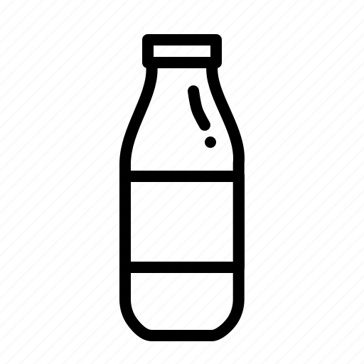 Beverage, bottle, drink, juice, milk icon - Download on Iconfinder