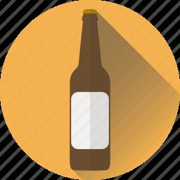 alcohol, bar, beer, beverage, bottle, drink, pub icon