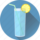 alcohol, beverage, blue, coctail, lagoon icon