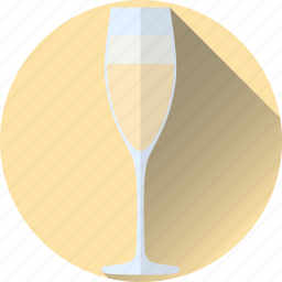 alcohol, beverage, champagne, drink, restaurant icon