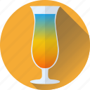 beverage, cocktail, colorful, stripes icon