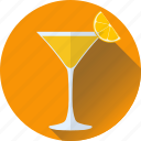 alcohol, beverage, cocktail, drink, orange, vodka icon