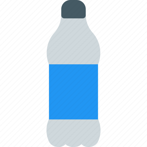 bottle, cap, filtered, fresh, mineral water, packaging, pure icon