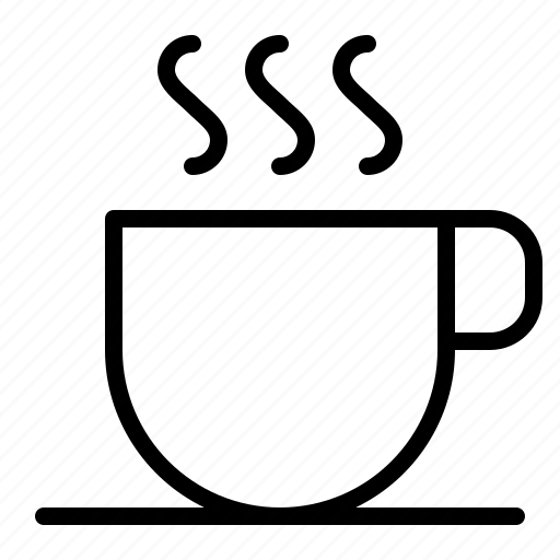 beverage, cup, drink, hot, ios, saucer, tea icon
