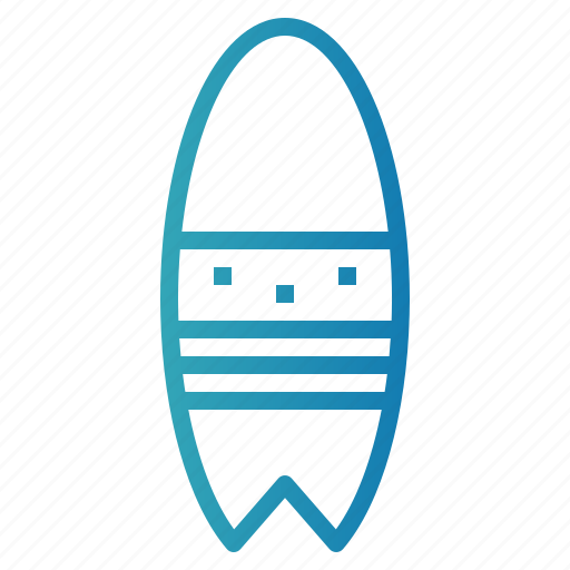 Beach, board, sports, surf icon - Download on Iconfinder