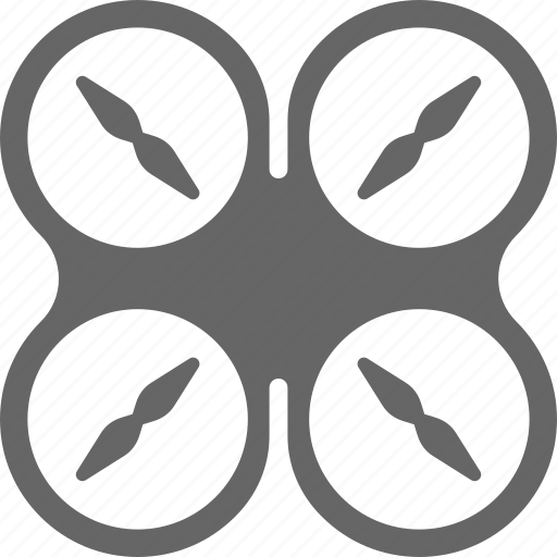 airdrone, device, drone, drones, flying, quadcopter, robot icon