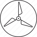 blades, drone, propellor, ring, uav