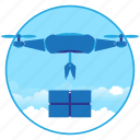 drohne, drone, fly, machine, robot