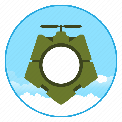 drohne, drone, fly, machine, robot icon