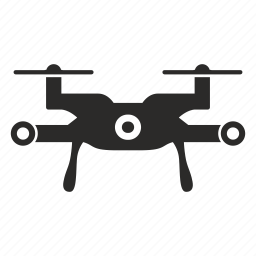 delivery, drone, robot, service, transport icon