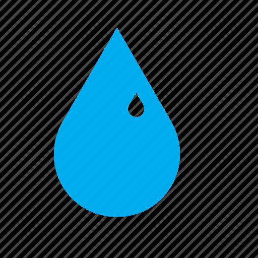 drop, raindrop, shine, shiny, volume, water icon