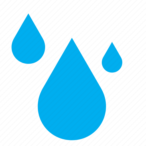 Drop, droplet, water, raindrop icon - Download on Iconfinder