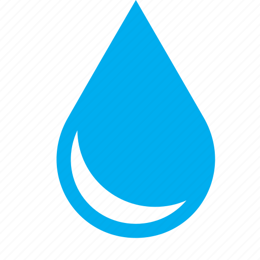 drop, droplet, raindrop, shine, shiny, volume, water icon