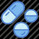 antibiotic, healthcare, medication, pill icon
