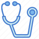 doctor, health, medical, stethoscope icon