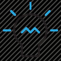 control, led, light, settings, smart icon