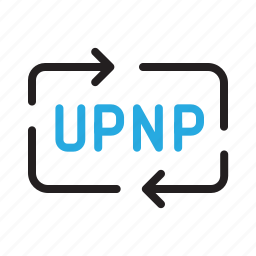 file, network, share, sharing, upnp icon