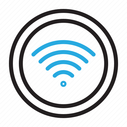 Wireless, signal, wifi, network icon - Download