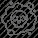 dead, dirt, dust icon