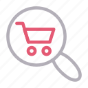 cart, ecommerce, search, shopping, trolley