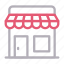 ecommerce, online, shop, shopping, store icon