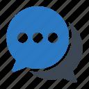 bubble, chat, conversation, discussion, messages